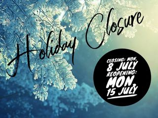 School Holiday Closure
