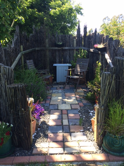 Dovecote Prayer Garden