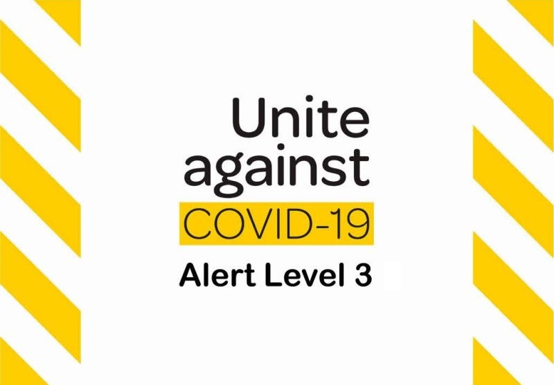Covid-19: Moving into Alert Level 3